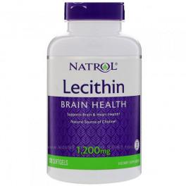 Natrol Лецитин 200 мг 120 таб